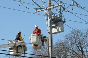 Eletrikářské práce